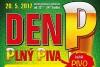 DEN P … den plný piva v náchodském pivovaře