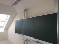 Základní škola na Babí má novou půdní vestavbu - zpříjemní život učitelkám i žákům